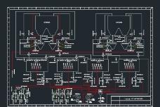 工厂生产系统广告创意图片