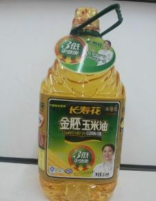 长寿花金胚玉米油图片