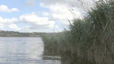 西西里岛湖pergusa 3股票的录像 视频免费下载