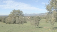 意大利托斯卡纳景观3股票的录像 视频免费下载