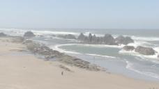 俄勒冈的海岸线,查看股票的录像 视频免费下载