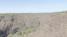俄勒冈曲河峡谷3股票的录像 视频免费下载
