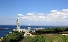 济州岛 灯塔图片