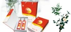 塔原红花油包装(注展开图)图片