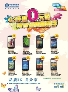 中国移动宣传海报设计