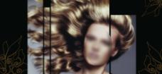 美发单页图片