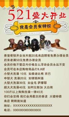 宠物会员特权图片