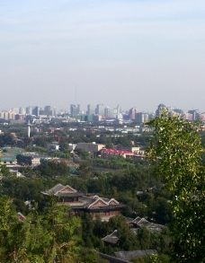 颐和园一角图片