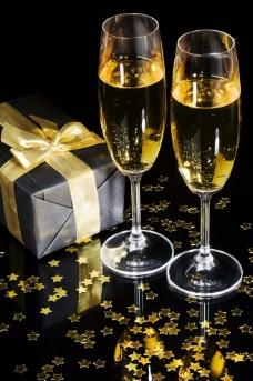 香槟设计素材 香槟模图片