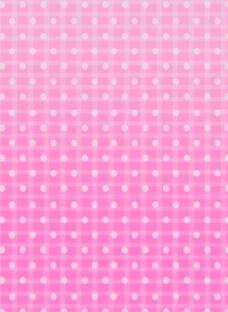 粉色点点背景