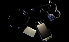 手表手机墨镜打火机图片