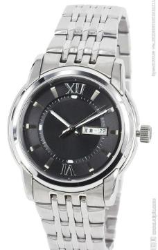 男式双日历手表图片