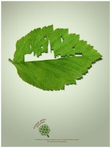 环保宣传图片