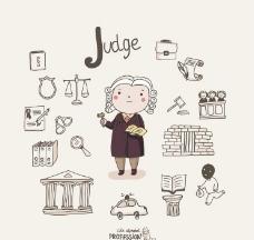 律师法官图片