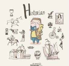 考古学家图片