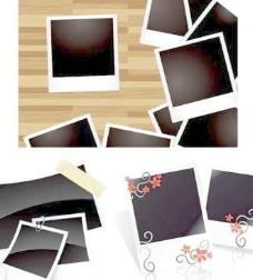空白照片纸载体