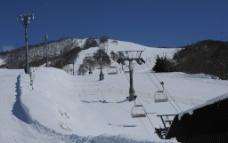 滑雪场图片
