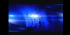 动态蓝色背景视频素材