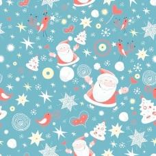 圣诞背景图案