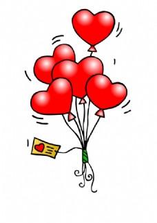 心脏的气球