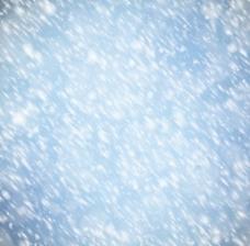 雪花矢量背景