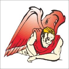 天使也有肚子疼的时候