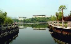 湖湘公园风光图片