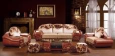 皮沙发设计