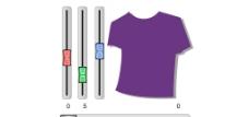 为T恤换颜色