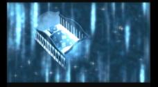 卡通童话背景视频素材模板下载