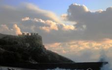 青岛崂山雕龙嘴风景图片
