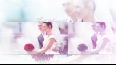 结婚片头AE模板素材下载