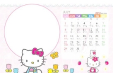 2012年hello kitty 凯蒂猫儿