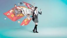 创意个性海报设计PSD分层素
