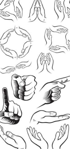 简笔画 设计 矢量 矢量图 手绘 素材 线稿 228_483