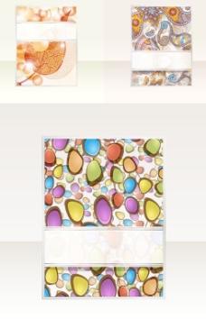 创意画册封面模板矢量素材