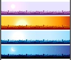 城市矢量图