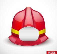 消防帽子防火图片