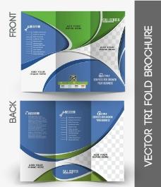 公司说明书传单广告册图片