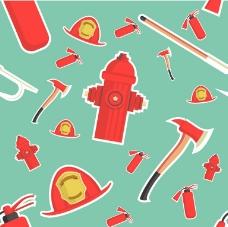 消防栓防火用品消防图片