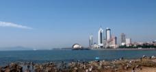 青岛海岸图片