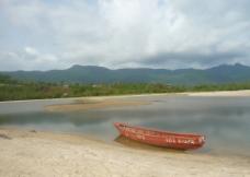 塞拉利昂二道河沙滩图片