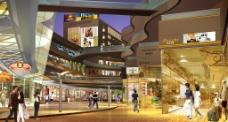 商场建筑图片