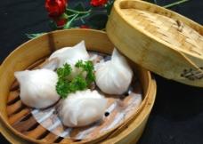 避风塘虾饺皇图片