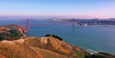 旧金山金马大桥图片