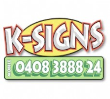 k-signs