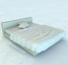 床模型图片