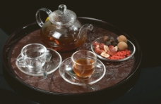 桂圆红枣茶图片