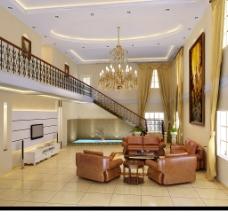 别墅效果图图片
