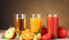 水果加果汁图片